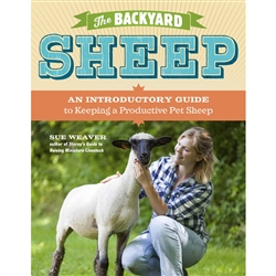 Country Living How-To Books: The Backyard Sheep