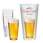 Govino Unbreakable Beer Glass - Kitchen & Entertaining Tableware