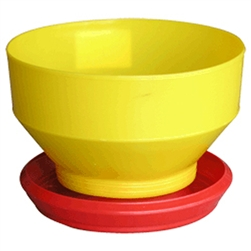 Poultry Farm Equipment - Baby Chick Bulk Feeder