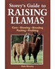 Farm & Animal How-To Books: Storey's Guide to Raising Llamas