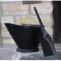Ash Scuttle - Woodstove, Cookstove & Fireplace Supplies