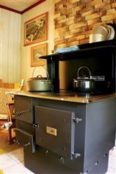 Bakers Choice Woodstove - Kitchen & Entertaining Supplies