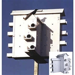 Purple Martin House - Alamo by Lone Star