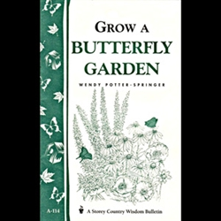 Gardening How-To Book: Grow a Butterfly Garden