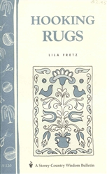 Country Living Bulletins by Storey: Hooking Rugs