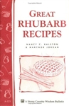Cooking Bulletins by Storey: Great Rhubarb Recipes