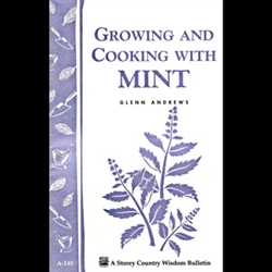 Gardening How-To Book: Growing and Cooking with Mint
