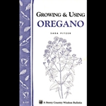 Gardening How-To Book: Growing and Using Oregano