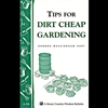 Gardening How-To Book: Tips for Dirt Cheap Gardening