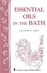 Health & Beauty Bulletins by Storey: Essential Oils in the Bath