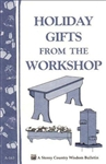 Country Living Bulletins by Storey: Holiday Gifts from the Workshop