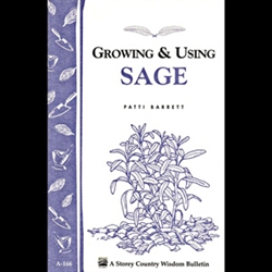 Gardening How-To Book: Growing and Using Sage