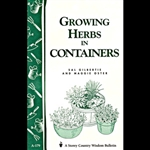 Gardening How-To Book: Growing Herbs in Containers