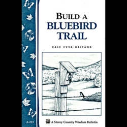 Gardening How-To Book: Build a Bluebird Trail
