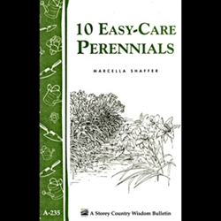 Gardening How-To Book: 10 Easy Care Perennials