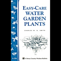 Gardening How-To Book: Easy Care Water Garden Plants