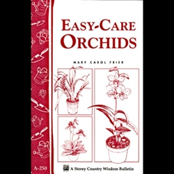 Gardening How-To Book: Easy Care Orchids
