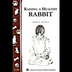 Farm & Animal How-To Books: Raising a Healthy Rabbit