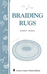 Craft Bulletins by Storey: Braiding Rugs