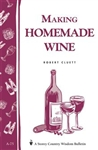Cooking Bulletins by Storey: Making Homemade Wine