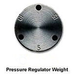 Pressure Cooker-Regulator Weight