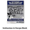 Pressure Cooker-Instruction & Recipe Book