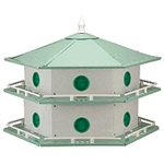 Purple Martin House-12 room - Aluminum