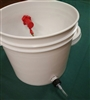 Rabbit Farm Equipment & Supplies - Water Float Bucket Kit