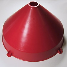 Poultry Farm Equipment - Feeder Lid