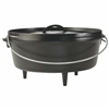 Cast Iron - 6 Quart Dutch Oven-Preseasoned