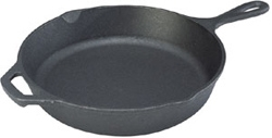 Cast Iron Skillet -Pre-seasoned 12 inch