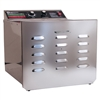 Dehydrator - 10 Tray Stainless Steel
