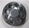 Poultry Farm Equipment - Feeder-Metal Round Chick