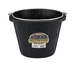 Poultry Farm Equipment - Bucket - 10 quart rubber bucket