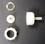 Poultry Farm Equipment - Nylon Fitting-1/4