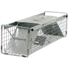 Outdoor Pest & Animal Control - Live trap_27x7x7 Two-Door Trap