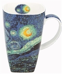Van Gogh Starry Night Grande Mug - Kitchen & Entertaining Supplies
