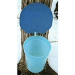 Maple Sugaring Equipment & Supplies - Maple Syrup Plastic 3 Gallon Pail