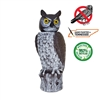 Outdoor Pest & Animal Control - Owl- Rotating Head Owl