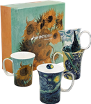 Van Gogh Mug Set of 4 - Kitchen & Entertaining Supplies