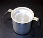 Dairy Farm & Milk Processing Supplies - Strip Cup W/Stainless Steel Screen