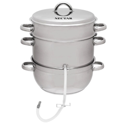 Victorio Steam Juicer - Canning & Preserving Supplies