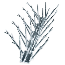 Outdoor Pest & Animal Control - Bird Deterrent Spikes (Plastic)