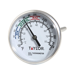 Outdoor Weather Guage - Soil Thermometer by Taylor