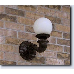 Garden & Outdoor Lighting Decor - Classic Victorian Wall Sconce Light