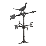 Pheasant Weathervane - Outdoor Ornamental Weather Vane