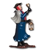 Town Crier Weathervane - Outdoor Ornamental Weather Vane