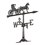 Country Doctor Weathervane - Outdoor Ornamental Weather Vane