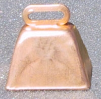 Farm Animal & Dog Bells - Bell Souvenir Copper