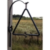 Farm Bells - Triangle Dinner Bell (10 inch)